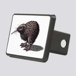 Kiwi Bird (New Zealand) Rectangular Hitch Cover