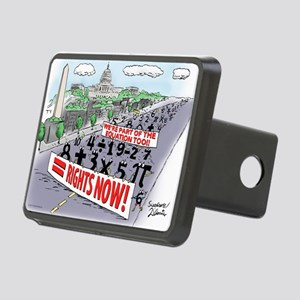 Pi_74 Equal Rights (20x16  Rectangular Hitch Cover