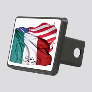 Italian American Rectangular Hitch Cover