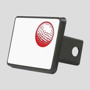Be The Ball copy Rectangular Hitch Cover