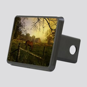 Early Morning Light Rectangular Hitch Cover