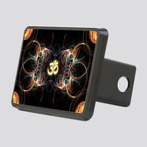 om poster Rectangular Hitch Cover