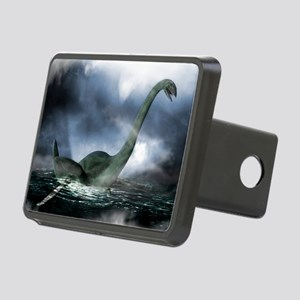 Loch Ness monster, artwork - Hitch Cover