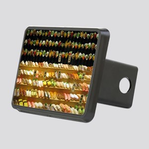2-16x20_print SUSHI WALL Rectangular Hitch Cover