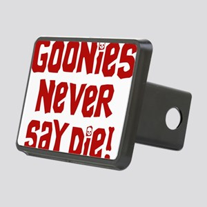 goonies-never-say-die Rectangular Hitch Cover