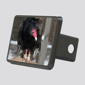 Turkey Vulture Rectangular Hitch Cover
