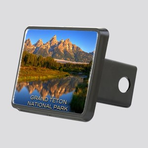 Tetons2 Rectangular Hitch Cover