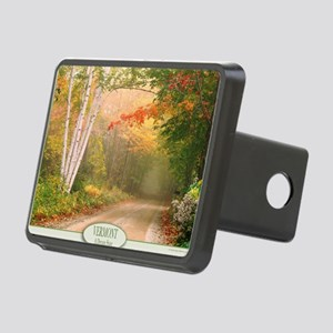 Vermont Rectangular Hitch Cover