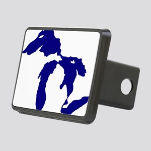 great_lakes Rectangular Hitch Cover