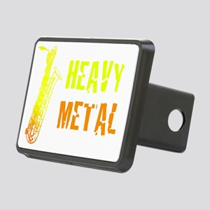 Heavy Metal Rectangular Hitch Cover