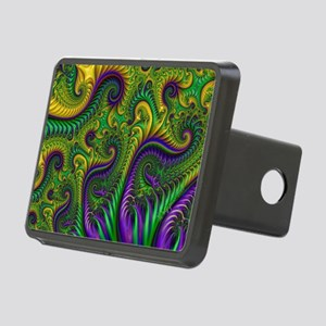 Mardi Gras Mambeaux Rectangular Hitch Cover