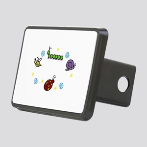 Insects And Bugs Hitch Cover