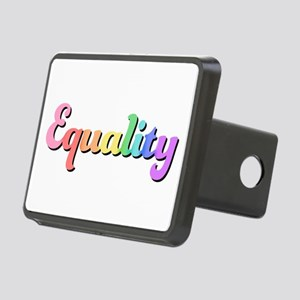 Rainbow Equality Rectangular Hitch Cover