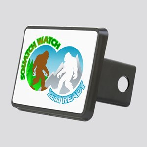 Sasquatch Yeti Match Up Rectangular Hitch Cover
