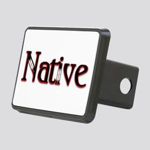 Native Rectangular Hitch Cover