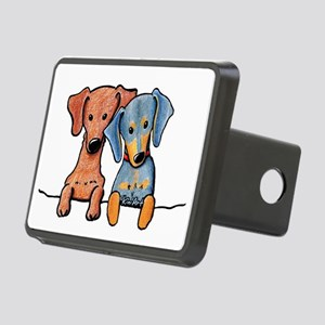 2005 Pocket Doxies Rectangular Hitch Cover