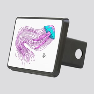Jellyfish Rectangular Hitch Cover
