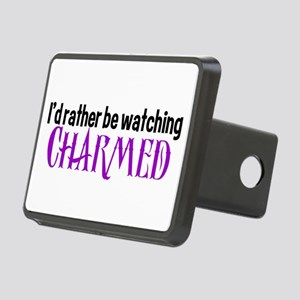 Charmed TV Fan Rectangular Hitch Cover