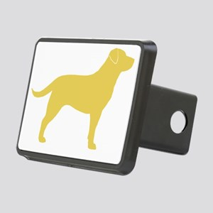 yellowlabrght Rectangular Hitch Cover