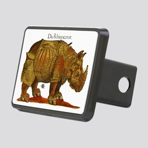 Rhino Durers Rhinoceros Vintage Hitch Cover
