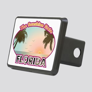 FLA4 Rectangular Hitch Cover