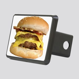 Stacked Burger Hitch Cover