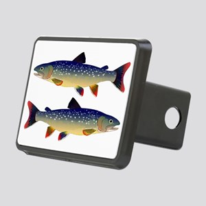 Dolly Varden Trout Hitch Cover