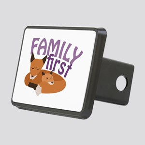 Family First Hitch Cover
