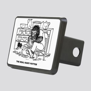 "The ""Real Hairy Potter"" Rectangular Hitch Cover"