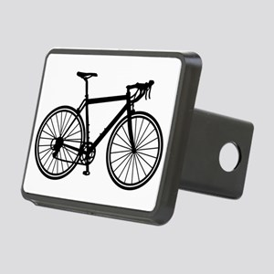 Racing bicycle Rectangular Hitch Cover