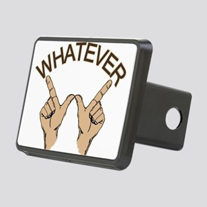 whatever1 Rectangular Hitch Cover