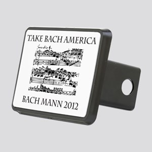 Bach Back-4 Rectangular Hitch Cover