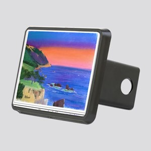 Cypress Overlook Rectangular Hitch Cover