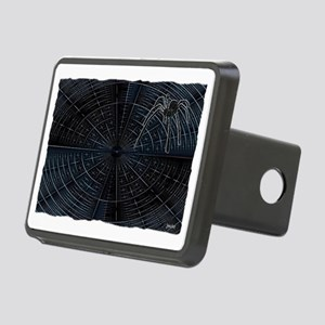 spiders web Rectangular Hitch Cover