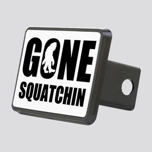 Gone sqautchin Rectangular Hitch Cover