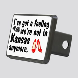 Kansas Rectangular Hitch Cover
