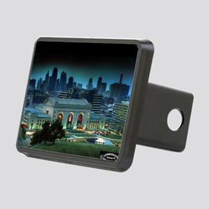 Union Station Kansas City  Rectangular Hitch Cover