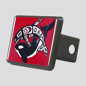 spiritoforca Rectangular Hitch Cover