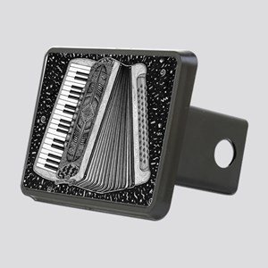 Accordion Rectangular Hitch Cover