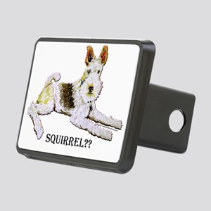 Squirrel new Rectangular Hitch Cover