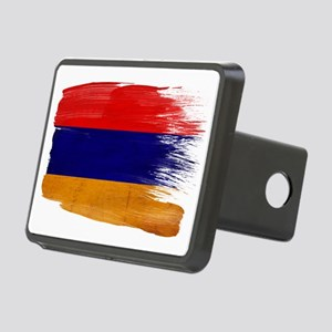 Armeniatex3-paint style-pa Rectangular Hitch Cover