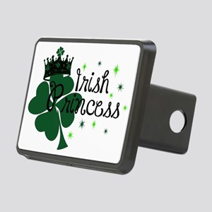 Irish Princess Rectangular Hitch Cover
