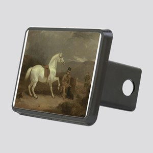 On the Hunt Rectangular Hitch Cover