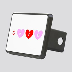 Cure Breast Cancer Stat R Rectangular Hitch Cover