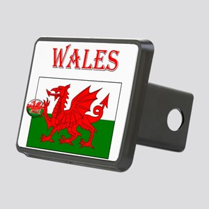 Wales Rugby Hitch Cover