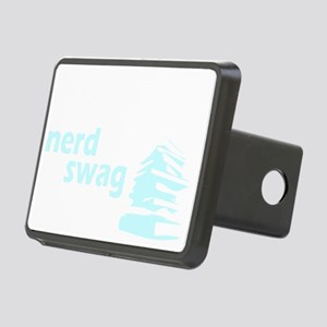 nerd swag 2 Rectangular Hitch Cover
