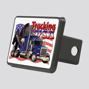 Trucking2 Rectangular Hitch Cover