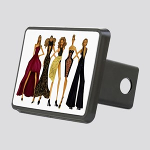 Group Divas Rectangular Hitch Cover