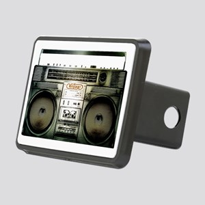 boombox Rectangular Hitch Cover