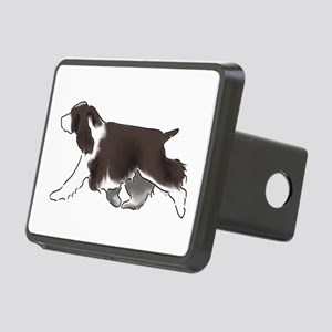 english springer spaniel Hitch Cover
